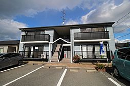 山口県下関市綾羅木新町1丁目の賃貸アパートの外観