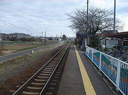 駅長良川鉄道線 加茂野駅まで1819m