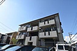 南海高野線 三国ヶ丘駅 徒歩15分の賃貸アパート