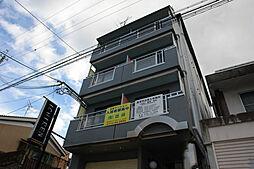 奈良県奈良市中筋町の賃貸マンションの外観