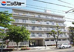 カーサユタカ[4階]の外観