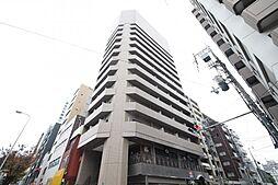 桜川レヂデンス[12階]の外観