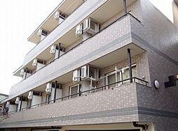 東京都世田谷区弦巻2丁目の賃貸マンションの外観