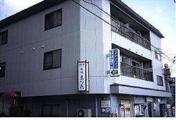 大阪府河内長野市長野町の賃貸マンションの外観
