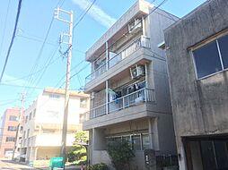 愛知県名古屋市東区筒井3丁目の賃貸マンションの外観