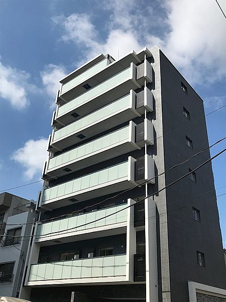 Comfort Residence Nippori(コンフォ[601号室]の外観
