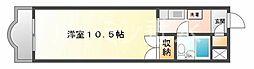 ハッピーコート垂水[503号室]の間取り