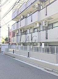 東京都杉並区下高井戸4丁目の賃貸マンションの外観