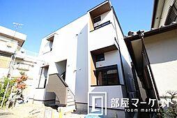 愛知環状鉄道 新豊田駅 徒歩5分の賃貸アパート