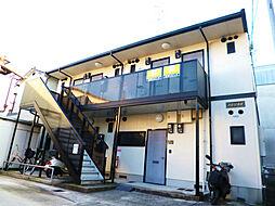 浜田12番館[201号室]の外観