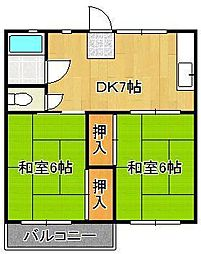 若松駅 3.4万円