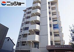 横山マンション[3階]の外観