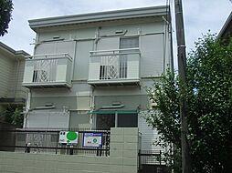 ハイツ尾山台[101号室]の外観