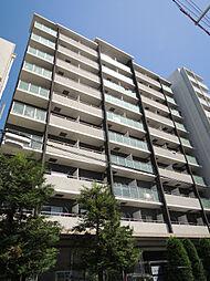 QCフラット北堀江[5階]の外観