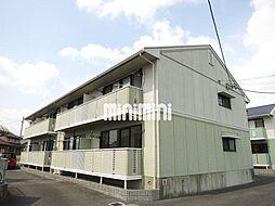 ハートピア春日井B[2階]の外観