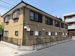 [テラスハウス] 千葉県船橋市駿河台1丁目 の賃貸【/】の外観