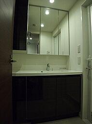 パークアクシス横浜山下町の独立洗面台