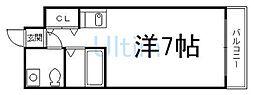 第3藤岡マンション[2階]の間取り