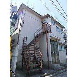 東京都葛飾区高砂5丁目の賃貸アパートの外観