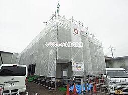 神奈川県海老名市河原口3丁目の賃貸アパートの外観