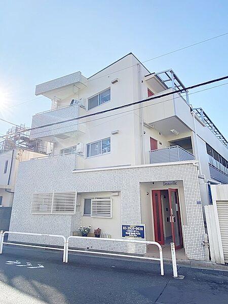 ドーヴィルマンション 1階の賃貸【東京都 / 板橋区】