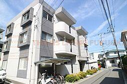 福岡県大野城市東大利3丁目の賃貸マンションの外観