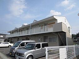 大阪府岸和田市土生町の賃貸アパートの外観
