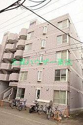 北海道札幌市東区北二十二条東15丁目の賃貸マンションの外観