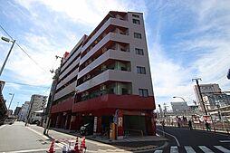 広島県広島市南区荒神町の賃貸マンションの外観