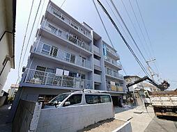兵庫県明石市東人丸町の賃貸マンションの外観