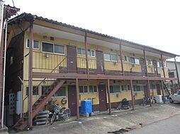 第一本岡荘[6号室]の外観