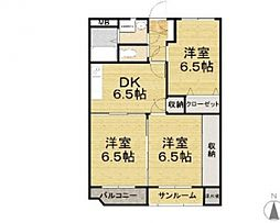 商工会議所前駅 6.5万円