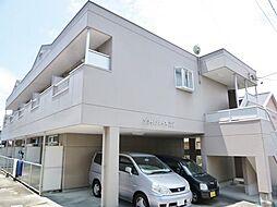 愛知県名古屋市千種区田代町字蝮池上の賃貸マンションの外観