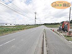 道路も整備されてあり交通も便利です。