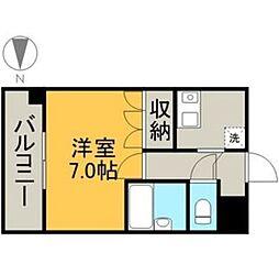 ビハーラ白壁[1階]の間取り