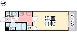 Y2ビル[205号室]の間取り