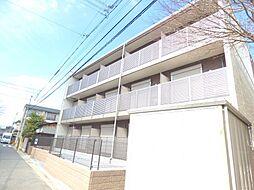 埼玉県川口市南町1丁目の賃貸マンションの外観