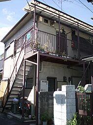 神奈川県横浜市鶴見区下末吉2丁目の賃貸アパートの外観