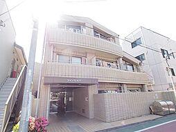 シャンテ上北沢[3階]の外観