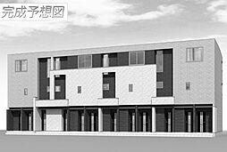 兵庫県姫路市西今宿2丁目の賃貸アパートの外観
