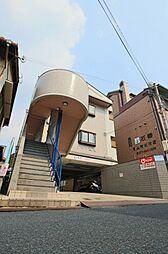 滋賀県大津市神領1丁目の賃貸マンションの外観