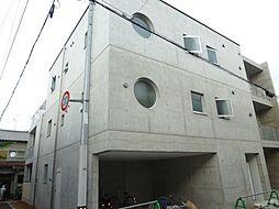 アミティエ帝塚山[3階]の外観