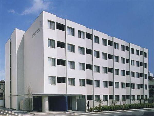 THE HAYAKAWA STUDENT HOUSE[502号室号室]の外観