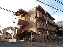 三重県鈴鹿市飯野寺家町の賃貸マンションの外観