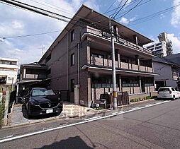 京都府京都市中京区二条西洞院町の賃貸マンションの外観