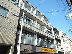 大阪府大阪市西成区橘1丁目の賃貸マンションの外観