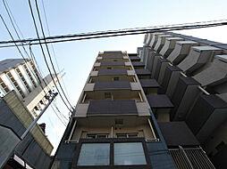 ラッフル仲田[4階]の外観