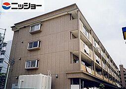 ニューパピリオン加藤[4階]の外観