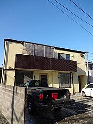 宮城県仙台市宮城野区平成2丁目の賃貸アパートの外観