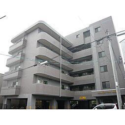 静岡県浜松市浜北区小松の賃貸マンションの外観